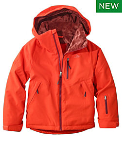 Kids' Patroller Ski Jacket